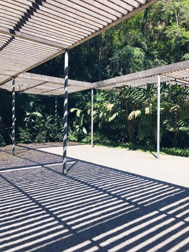 Dica de treino no Parque Burle Marx em São Paulo.