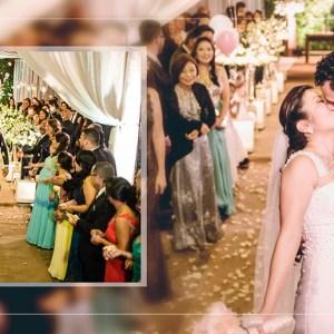 Casamento Clássico da Miriam & Léo