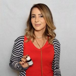 Hidratação do cabelo com Bepantol Derma Solução
