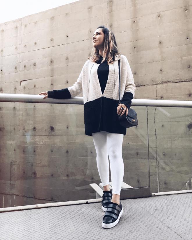 Inspiração e ideias de look de inverno minimalista, prático e versátil para os dias de frio e preguiça de pensar na produção de look do dia.