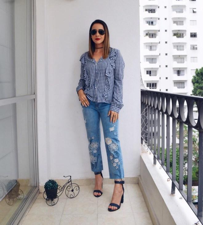 Inspirações de looks femininos do Instagram de Fê Gonçalves