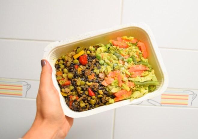 Comida saudável, saborosa, congelada e prática com entrega de delivery em São Paulo