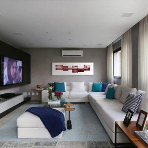 Saiba porque o sofá é a peça-chave para o layout da sala de estar e como destacá-lo na decoração