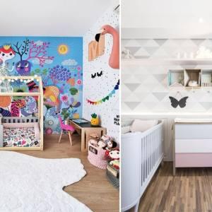 Conheça as novas tendências em decoração para quarto de bebê