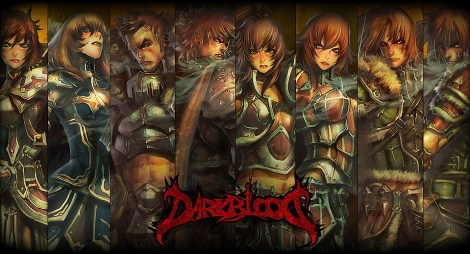 MMO Dark Blood Online