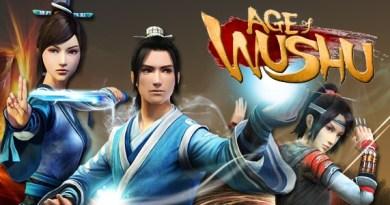 Age of Wushu MMORPG