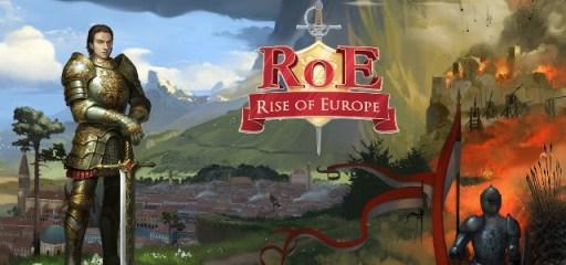 Rise of Europe Perfect World Entertainment Trivian Games Jogo de Estratégia