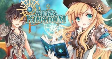 Aura kingdom MMORPG Aeria Games