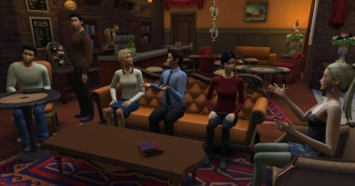 Friends em The Sims 4