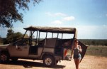 Zuid-Afrika Safari