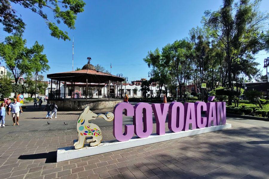 Coyoacán e o Museu Frida kahlo na Cidade do México - Blog Andarilho