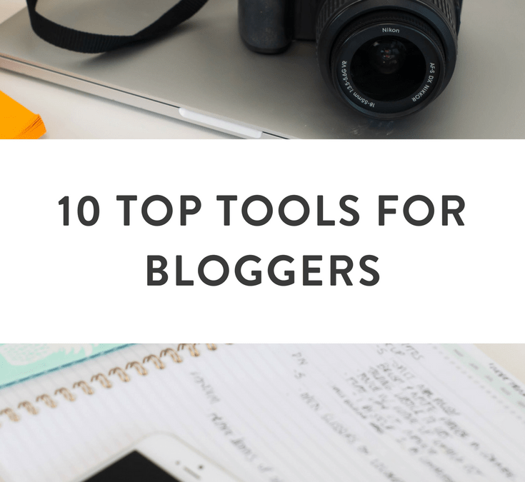 Top Ten Resources for Bloggers