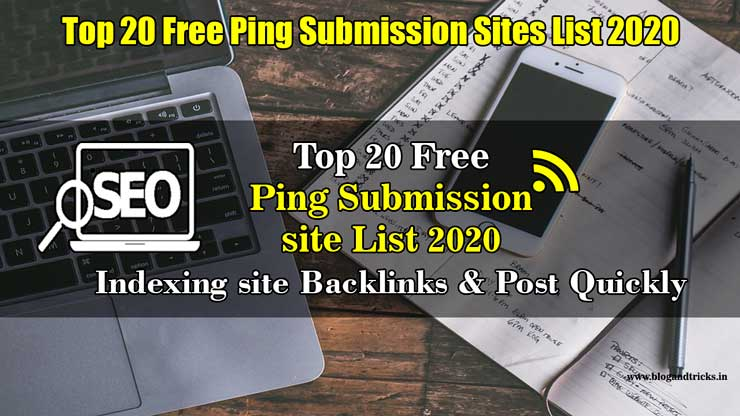 Top-20-Free-Ping-Submission-Sites-List-2021