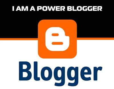 Soy un power blogger