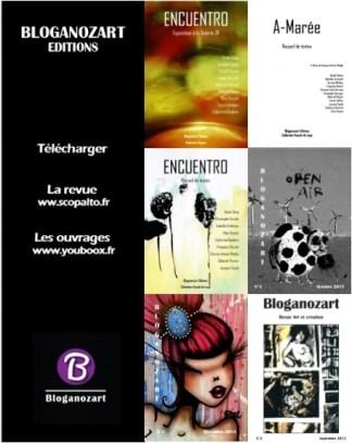 Bloganozart Editions