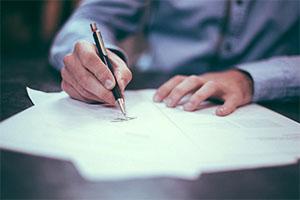 délégation signature