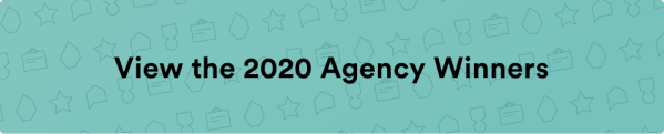 See the 2020 Agency of the Year Award winners