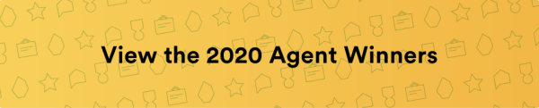 See the 2020 Agent of the Year Award winners