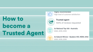 How to become a Trusted Agent