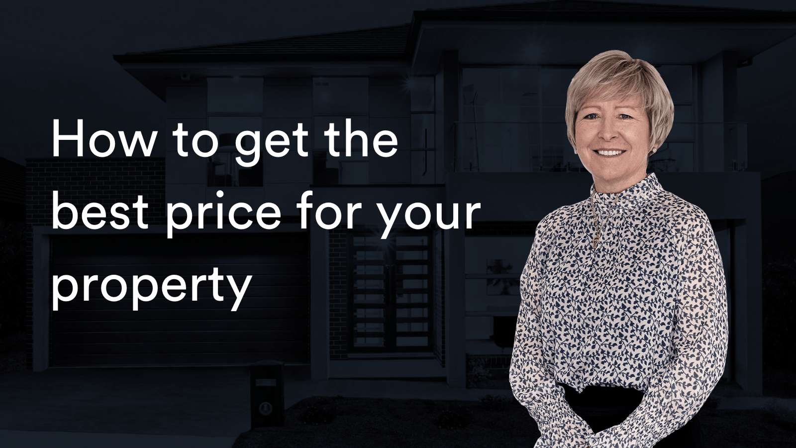 Masterclass: How to get the best price for your property