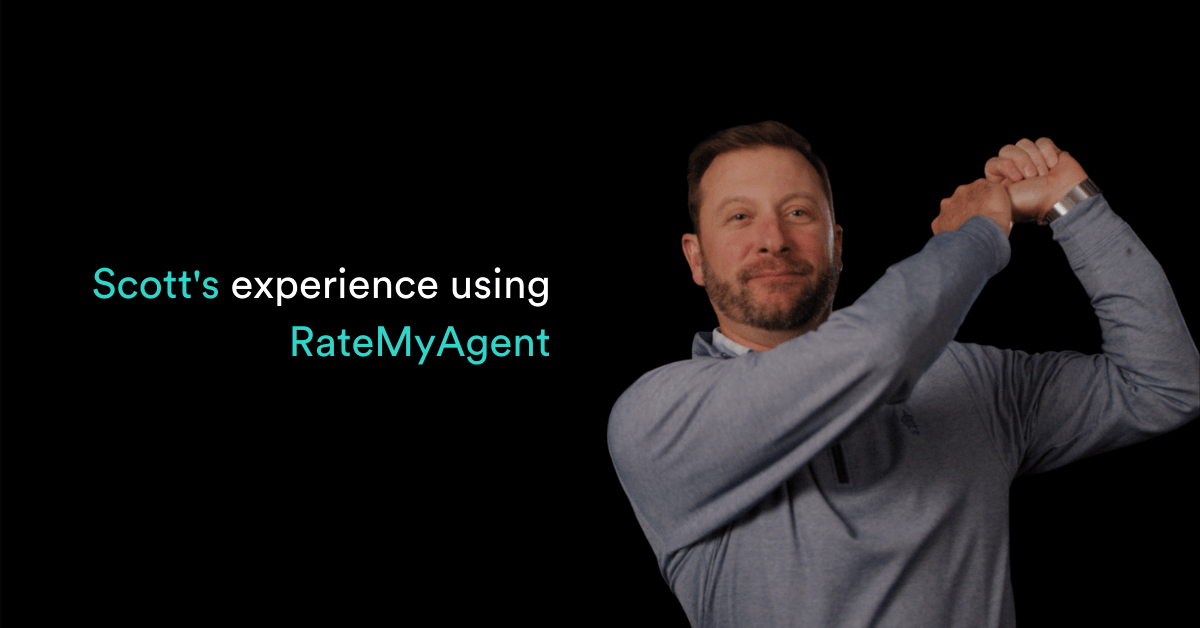 Scott Lincicome's experience using RateMyAgent
