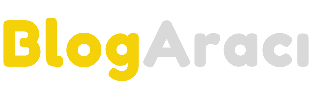 Blog Aracı Sosyal İçerik Platformu Logo (Dark)