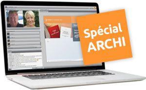 webinar spécial archi