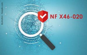 Diagnostic amiante NF X46-020