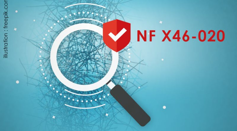 Diagnostic amiante NF X46-020