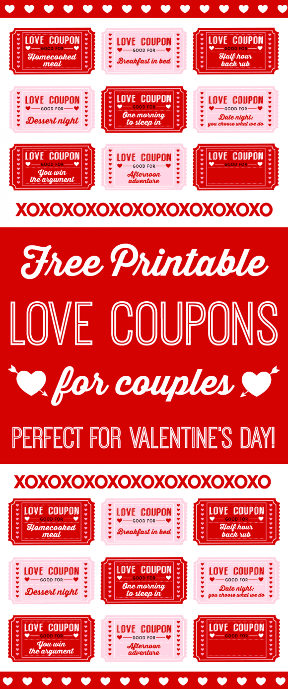 Blog Posts In The Category Printables Free Valentines