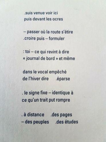 Poésie: Isabelle Garron - poésie