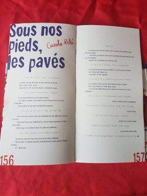 Les Cahiers de l'Asphalte - livre 1
