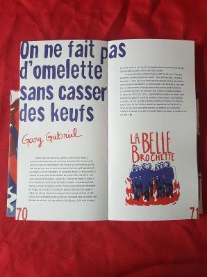Les Cahiers de l'Asphalte - livre 2