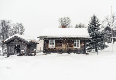 Anton Tchekhov, l'homme qui ne voulait pas être auteur - maison hiver