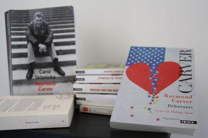 Raymond Carver, l'homme qui avait appris à écrire - livre