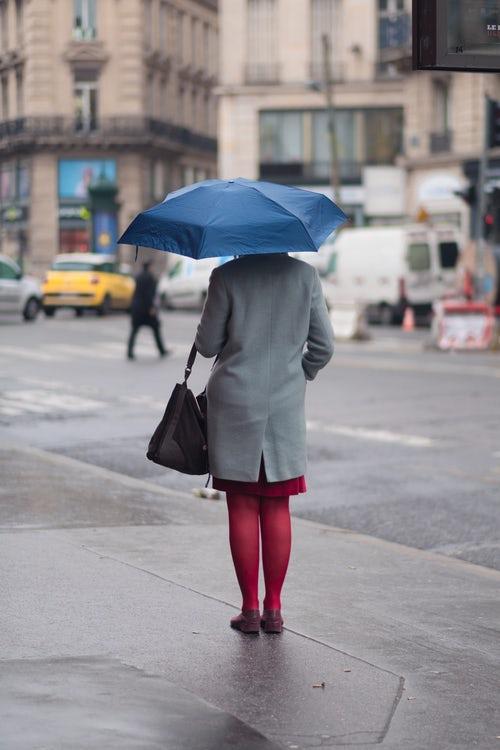 Valerie Mrejen - rue parapluie
