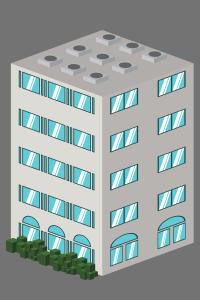 MEURTRE NOCTURNE - immeuble