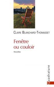 Nouvelles publiées de Claire Blanchard - livre