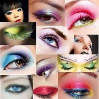 Os Olhos ... as portas da Beleza