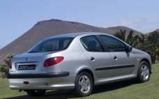 Peugeot 206 Sedan JV Peugeot-Iran Khodro