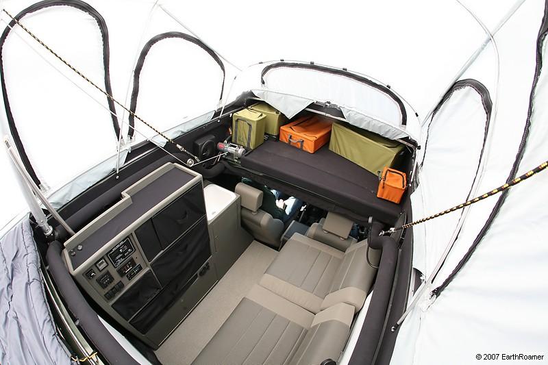 EarthRoamer XV JP La Version Camping Car De La Jeep