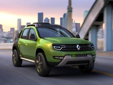 Renault Duster D Cross Concept