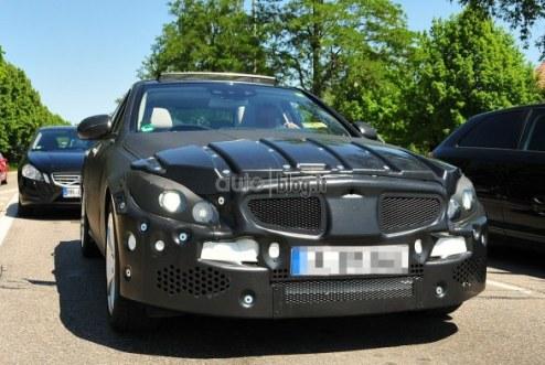 Mercedes Classe C W205 tests (2)