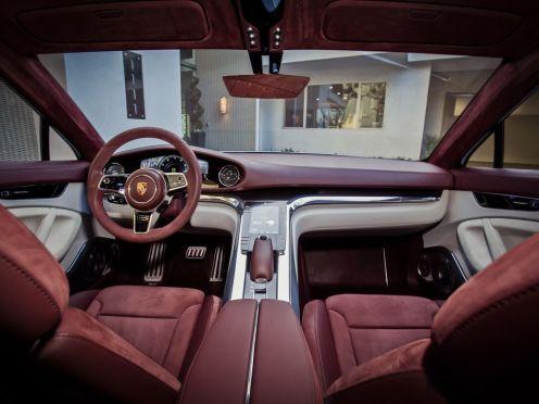 Porsche Panamera Sport Turismo concept (2)