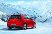 VW Golf 4Motion 2013