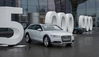 33 ans d'Audi Quattro