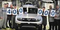 400000 Dacia Duster