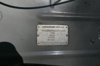 2CV Brioult plaque