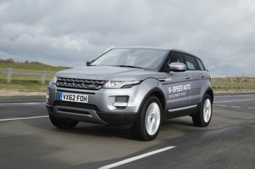 Evoque 9 speed