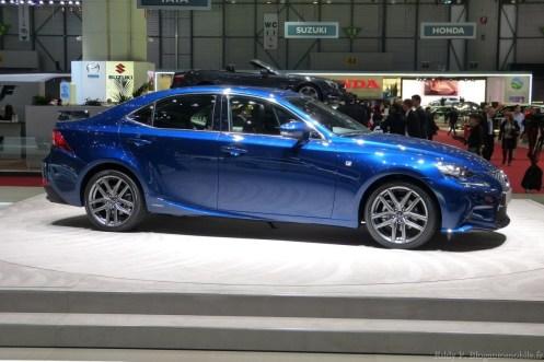 Genève 2013 Lexus 006